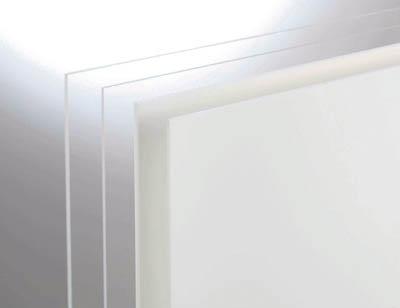 【光】光 アクリル板(白)3×1100×1300 A0683UL【安全用品/標示板/光/標示板/アクリル製無地板】【TC】【TN】9021
