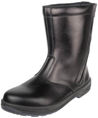 【シモン】シモン 安全靴 半長靴 8544黒 27.0cm 8544BK27.0【保護具/安全靴/半長靴】【TC】【TN】9392