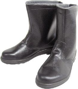 【28.0cm】半長靴(SX3層底)SS44-28.0(株)シモン【靴/黒/長靴】【工具/機械/作業/大工/現場】【T】12573