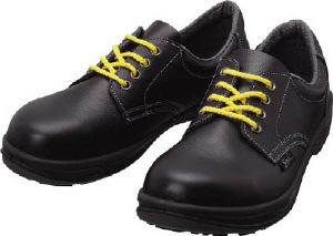 【23.5cm】SS11黒静電靴(SX3層底)SS11BKS-23.5(株)シモン【靴/黒】【工具/機械/作業/大工/現場】【T】 12444