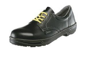 【24.5cm】SS11黒静電靴(SX3層底)SS11BKS-24.5(株)シモン【靴/黒】【工具/機械/作業/大工/現場】【T】 12445