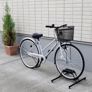 バーゲンセール P2倍 9 12迄 自転車スタンド BYS-1 アイリスオーヤマ自転車置き場 自転車立て 庭 駐輪所 車庫 中古 ガレージ 屋外収納 自転車収納