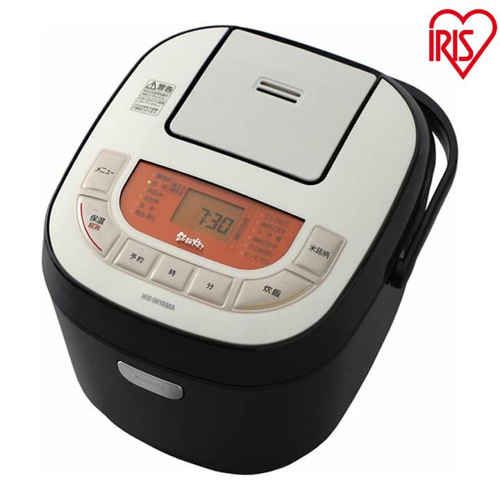 【売れ筋】 送料無料 米屋の旨み 銘柄炊き ブラック ジャー炊飯器 10合 RC-MB10-B ブラック RC-MB10-B ジャー炊飯器 アイリスオーヤマ, シソウグン:90632e7a --- jf-belver.pt