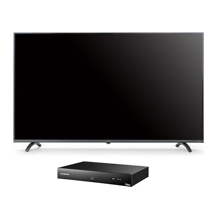 4Kテレビ 49型 音声操作 4K対応チューナーセット品送料無料 テレビ チューナー セット TV 4K 49V 49型 4K対応 音声操作 アイリスオーヤマ