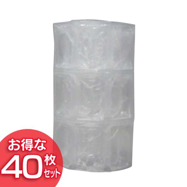 【送料無料】【40個セット】エア充填材 M-AJ-S アイリスオーヤマ