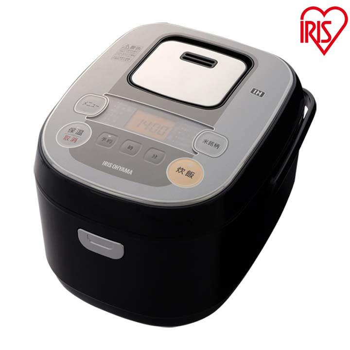 【レビューで送料無料】 送料無料 米屋の旨み 銘柄炊き RC-IB50-B IHジャー炊飯器 5.5合 5.5合 米屋の旨み RC-IB50-B アイリスオーヤマ, ワガグン:e07a2c6c --- nba23.xyz
