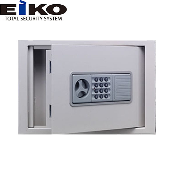 【送料無料】【EIKO】 WALL SAFE (壁金庫) テンキータイプ WS-A4PHN 壁や家具の内部に埋め込みタイプ!専用A4ファイルケース付き!<単3形乾電池4本付き>【TD】【代引き不可】 [マイナンバー]