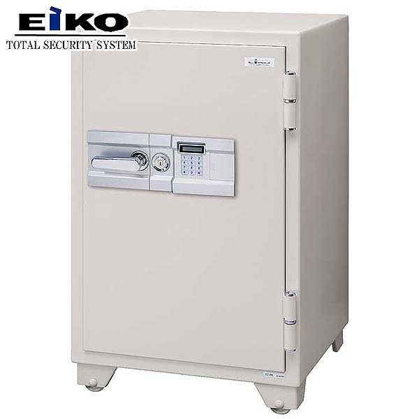 【EIKO】テンキー式 701EKG【TD】【防犯 耐火金庫】 [マイナンバー ・]