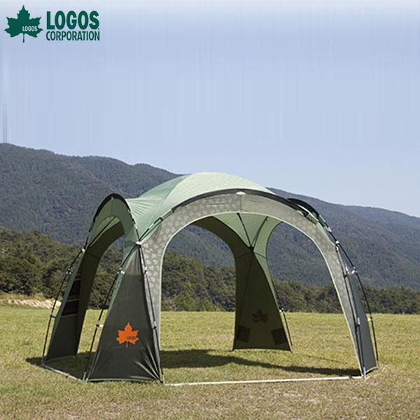【送料無料】ロゴス(LOGOS) neos アーチLINKシェルター 【D】【NW】【アウトドア キャンプ レジャー バーベキュー BBQ 登山 ピクニック フェス】