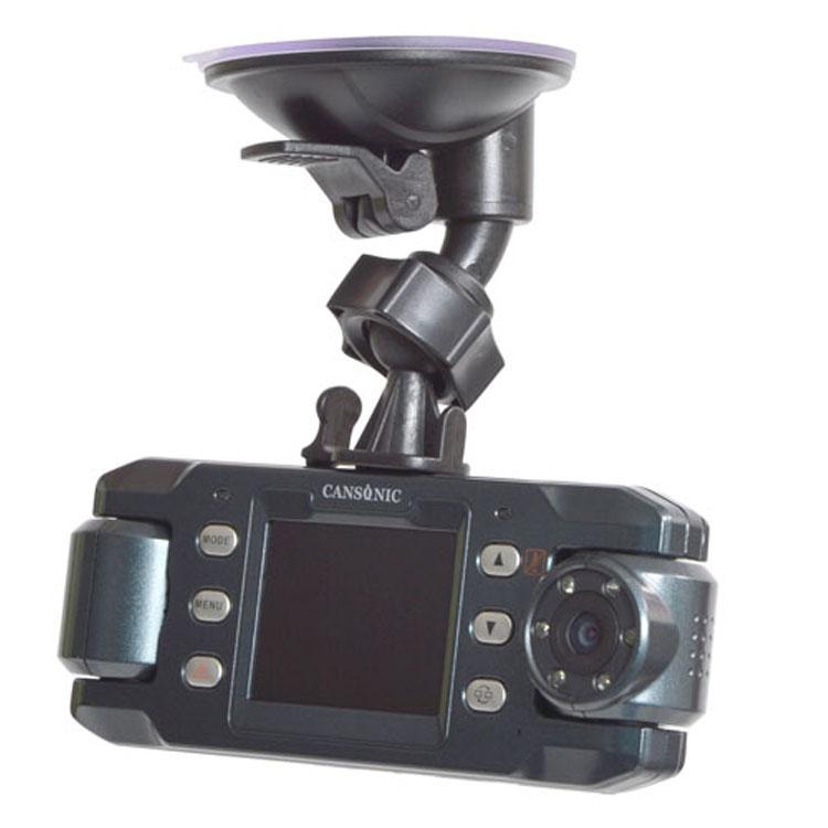前後赤外線付きデュアルレンズドライブレコーダーGPS2 X9DVRDL送料無料 ドライブレコーダー 自動車 赤外線 GPS カメラ2台 THANKO ドライブ 外出 トラブル対策 サンコー 【D】