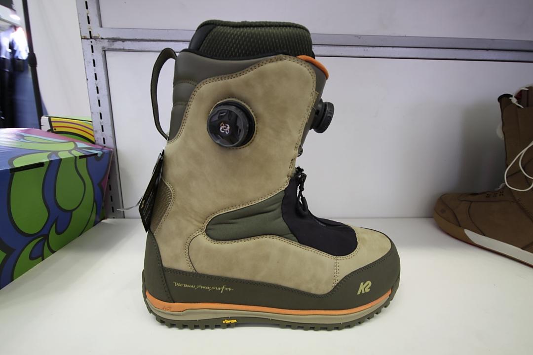 【在庫限最終特価】 K2 SNOWBOARDING BOOTS [ TARO TAMAI SNOWSURFER ] ケイツー ブーツ 安心の正規輸入品