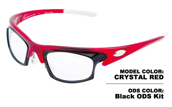 REACTOR MAX ODSシリーズ CRYSTAL RED・SILVER ORANGE・MATTE CLEAR・PURPLE WHITE [サングラス] 安心の正