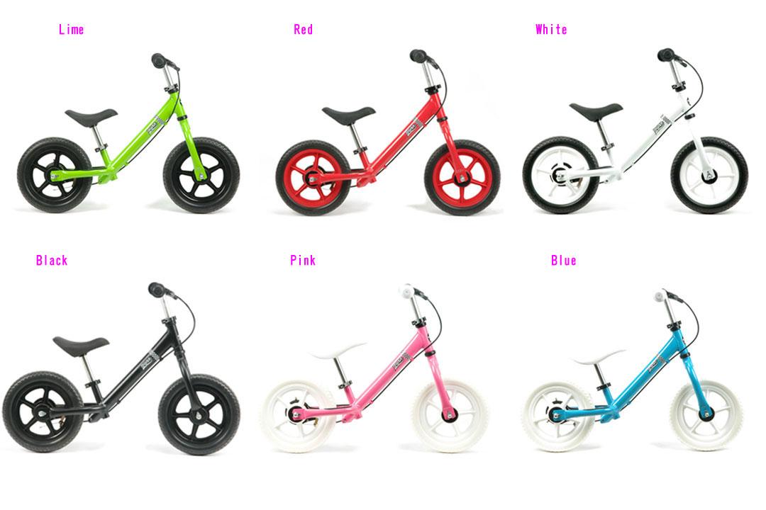 Wynn 12インチキックバイク RAINBOW Wynn12 12inch 子供用自転車 【送料無料】