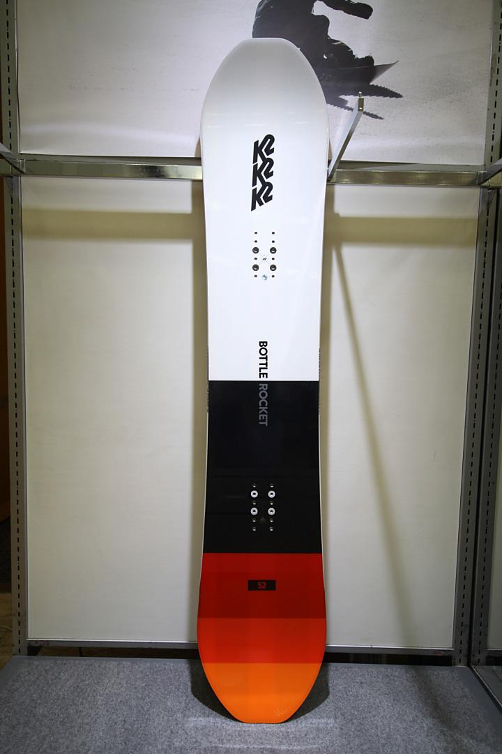 K2 SNOWBOARDING [ BOTTLE ROCKET @74520] ケイツー スノーボード 安心の正規輸入品