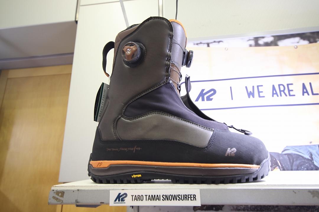 【在庫限最終特価】 K2 SNOWBOARDING BOOTS [ TARO TAMAI SNOWSURFER @73440] ケイツー ブーツ 安心の正規輸入品