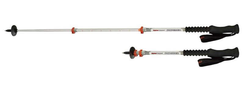 komperdell pole [ エクスプローラー コンパクト POWER LOCK @15500 ] コンパーデル ポール ウォーキング 用【正規代理店商品】