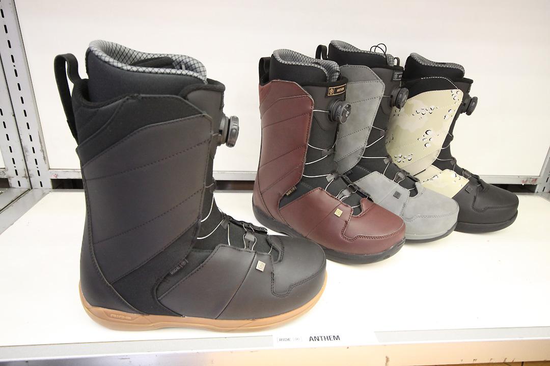 【在庫限最終特価】 RIDE BOOTS [ ANTHEM @37800] ライド ブーツ 正規輸入品