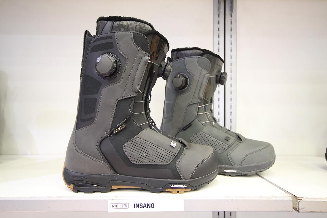 【在庫限最終特価】 RIDE BOOTS [ INSANO FORCUS @56160] ライド ブーツ 正規輸入品