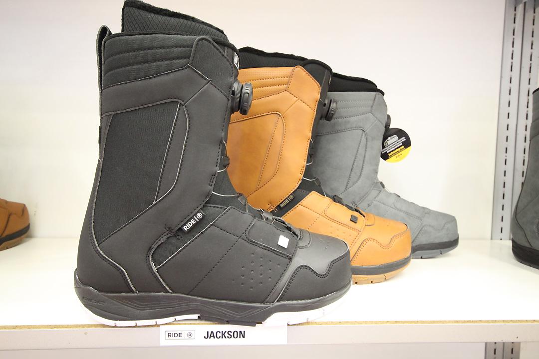 【在庫限最終特価】 RIDE BOOTS [ JACKSON @43200] ライド ブーツ 正規輸入品