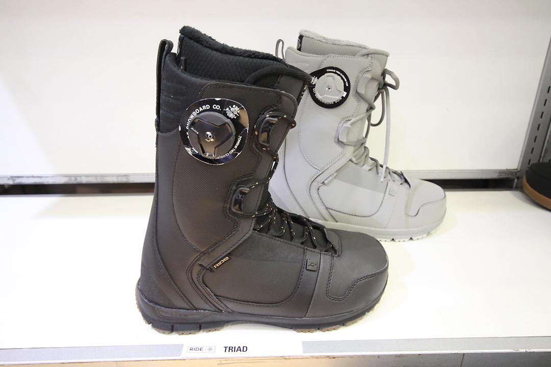 【在庫限最終特価】 RIDE BOOTS [ TRIAD @38880] ライド ブーツ 正規輸入品
