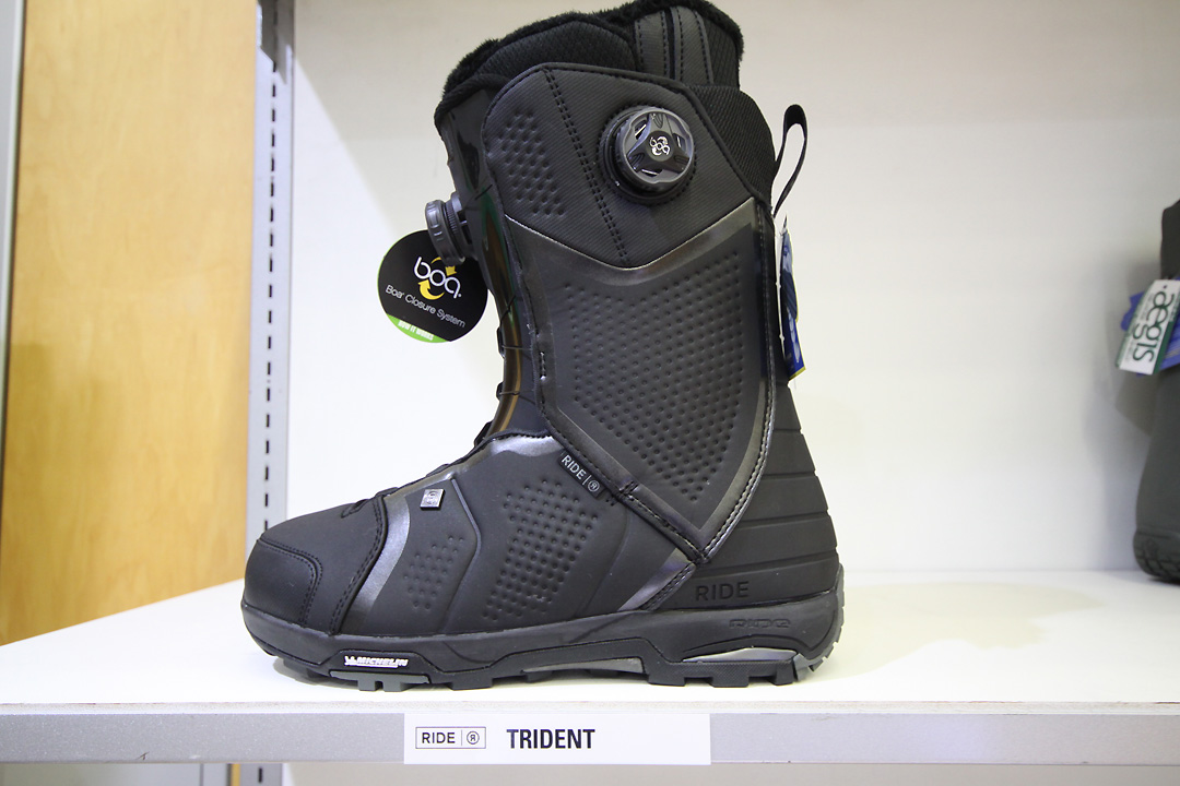RIDE BOOTS [ TRIDENT @64800] ライド ブーツ 正規輸入品
