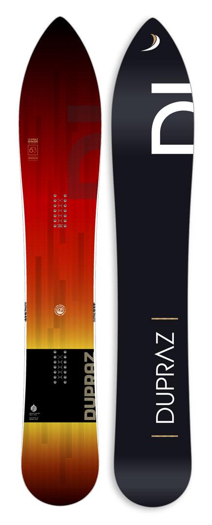 DUPRAZ SNOWBOARDS [ 6'3