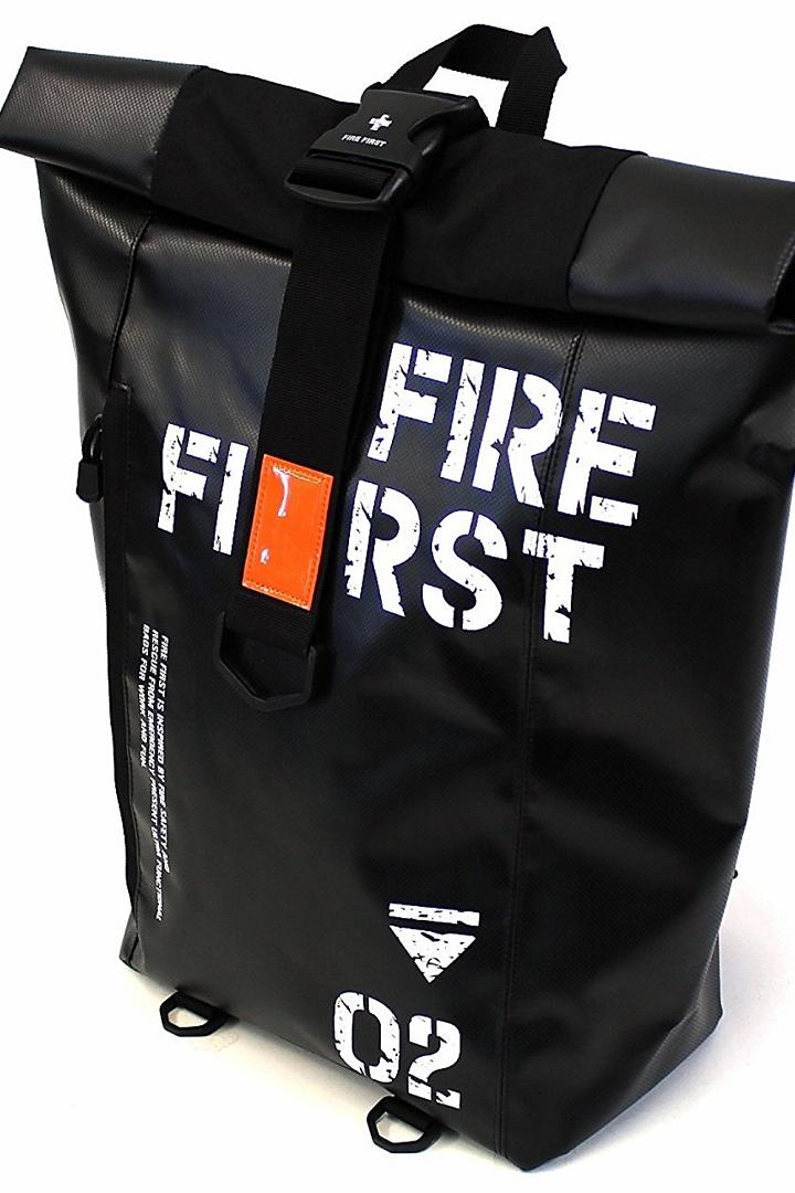 【 FIRE FIRST 9170 スクエア型リュック @8424】 ファイアー ファースト Daypack