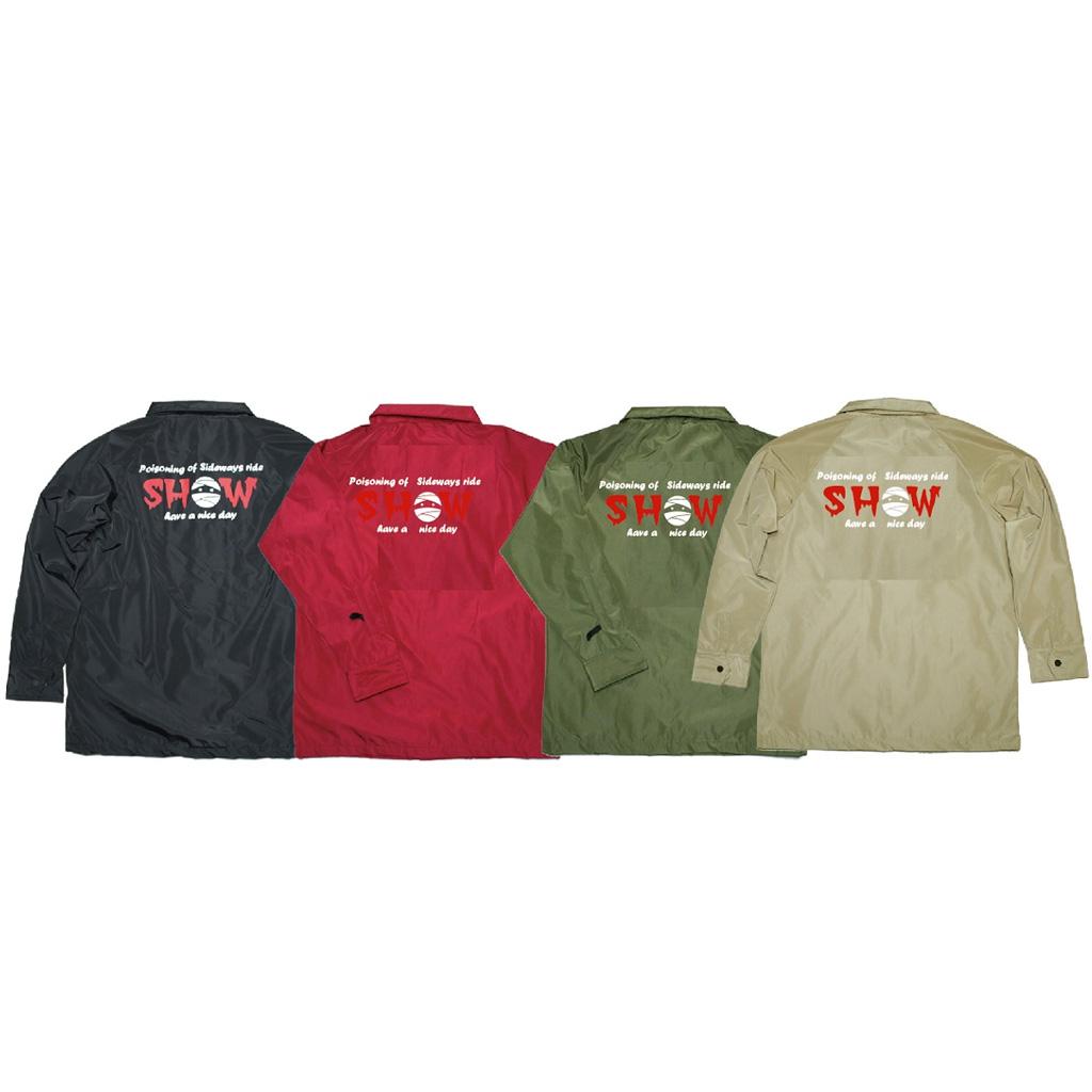 買取り実績  SHOWTIME COLLECTIVE Coach [ SHOWTIME 撥水防水耐水スノーコーチジャケット ボア CJK-1802 SHOW @ ボア 13824 ] ショータイムコレクティブ SNOW Coach Jacket, GUTS JAPAN:00a8ef7a --- phcontabil.com.br