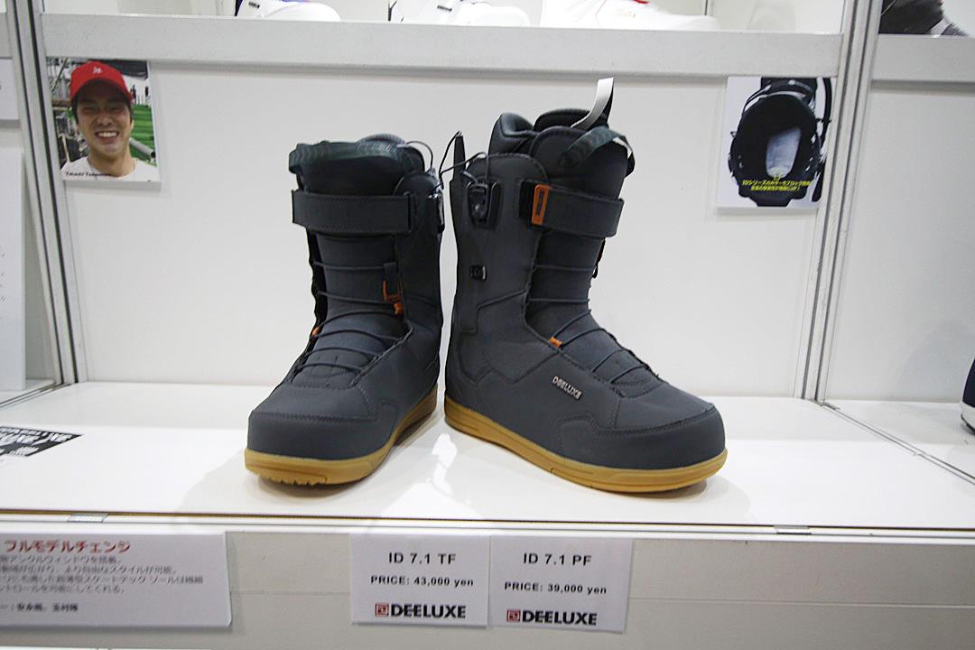 【在庫限最終特価】 DEELUXE BOOTS [ ID 7.1 PF @42120] ディーラックス スノーボード ブーツ 【 スノボ 用品】【正規代理店商品】