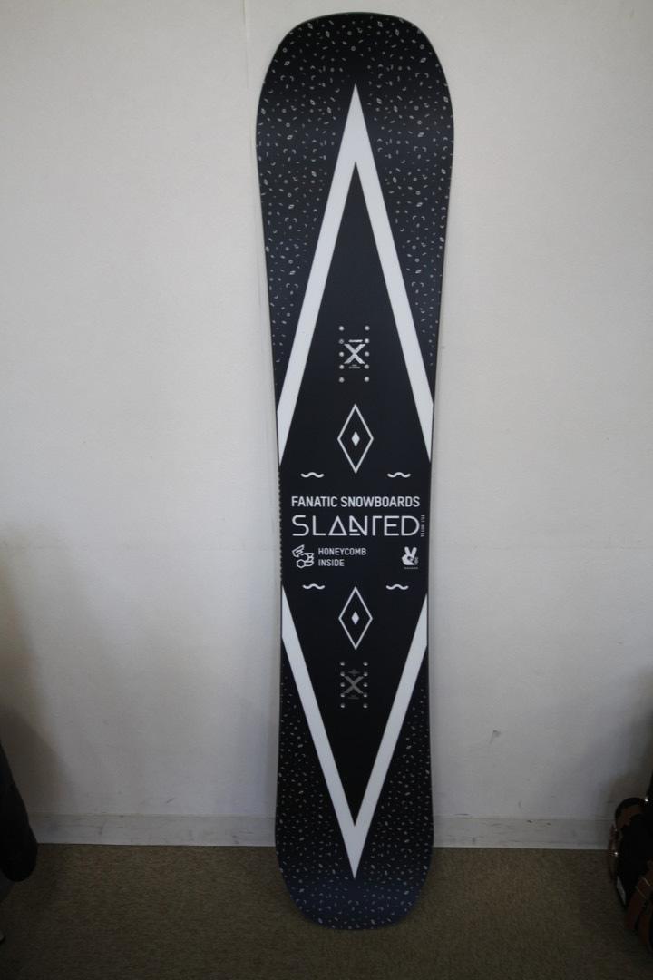 FANATIC SNOWBOARDS [ SLANTED @73440 ] VDC Rocker ファナティック スノーボード 【正規代理店商品】【送