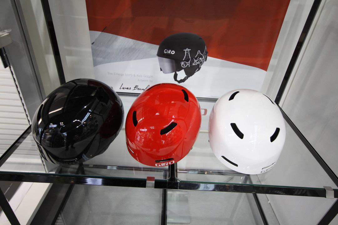 GIRO SNOW HELMET [ EMERGE MIPS @25920] ジロ ヘルメット 安心の正規輸入品 【送料無料】