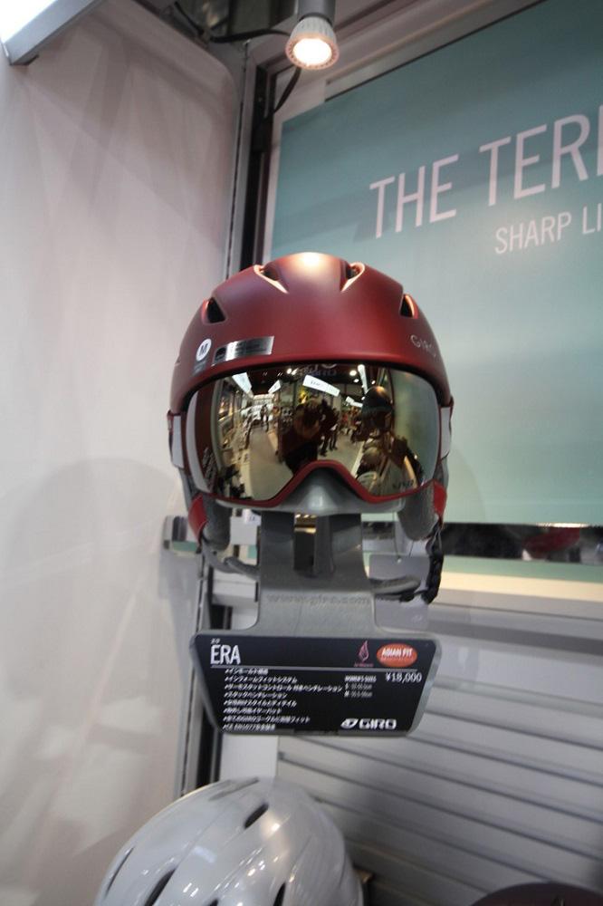 GIRO SNOW HELMET [ ERA AsianFit @19440] ジロ ウーメンズヘルメット 安心の正規輸入品 【送料無料】