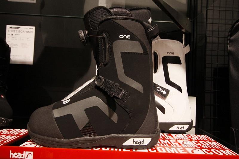 HEAD SNOWBOARD BOOTS [ ONE BOA @37800 ] ヘッド ブーツ 安心の正規輸入品【送料無料】
