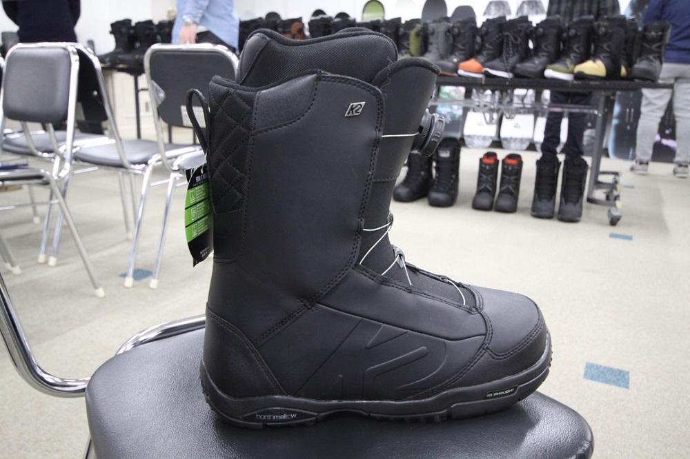 【最終セール】 K2 SNOWBOARDING BOOTS [ RYKER @42120] ケイツー ブーツ 【正規代理店商品】【送料無料】【 スノボ 用品】