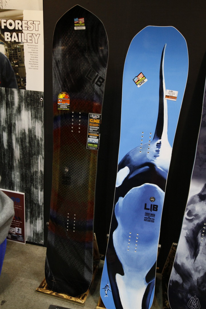 LIBTECH SNOWBOARDS [ T.RICE CLIMAX @162000] リブテック スノーボード 【正規代理店商品】【送料無料】