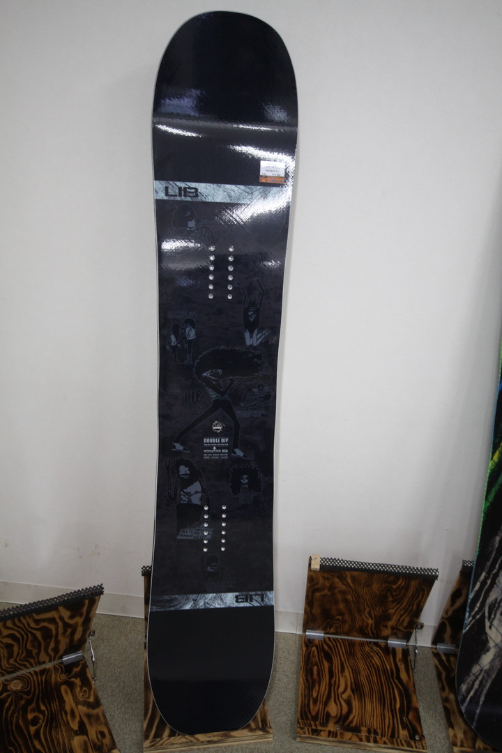 LIBTECH SNOWBOARDS [ DOUBLE DIP @82080] リブテック スノーボード 【正規代理店商品】【送料無料】