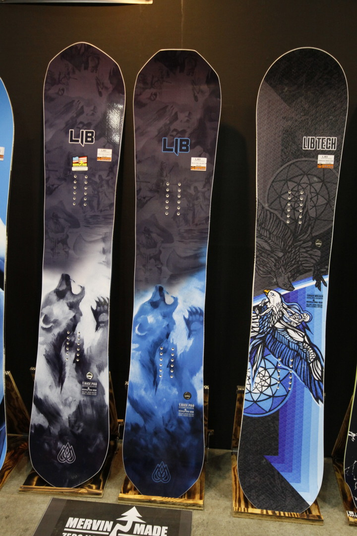 LIBTECH SNOWBOARDS [ T.RICE PRO BLUNT @95040] リブテック スノーボード 【正規代理店商品】【送料無料】