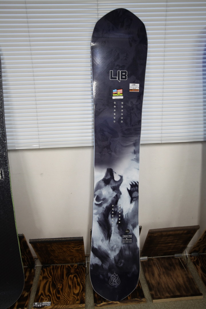LIBTECH SNOWBOARDS [ T.RICE PRO POINTY @95040] リブテック スノーボード 【正規代理店商品】【送料無料