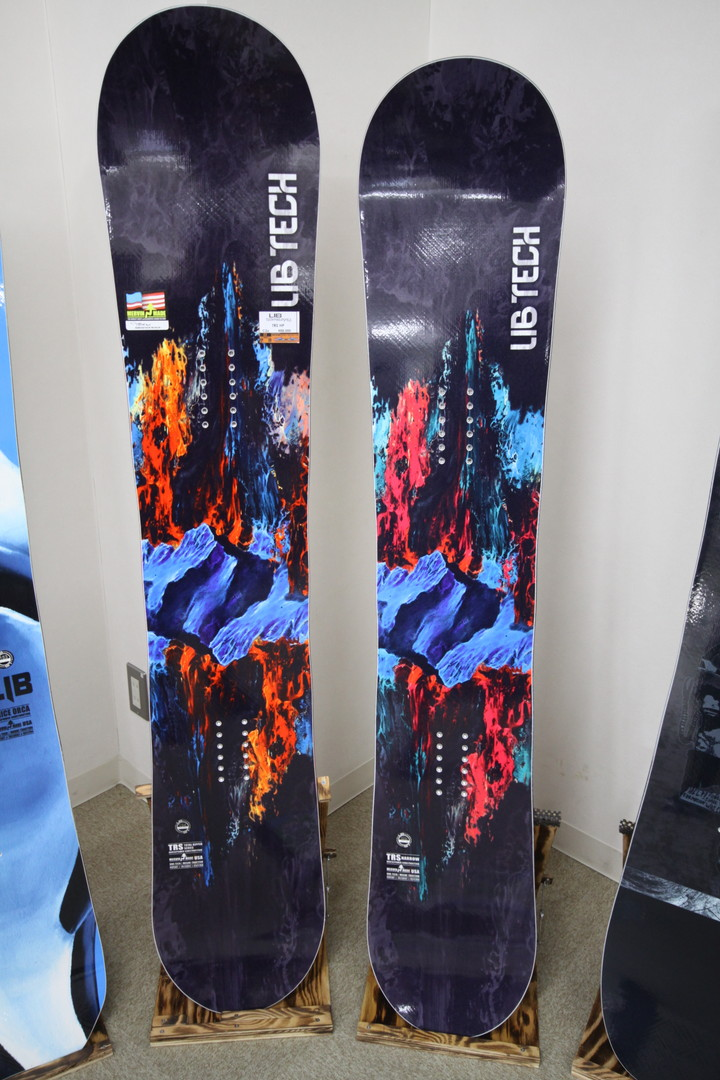 LIBTECH SNOWBOARDS [ TRS-HP @95040] リブテック スノーボード 【正規代理店商品】【送料無料】