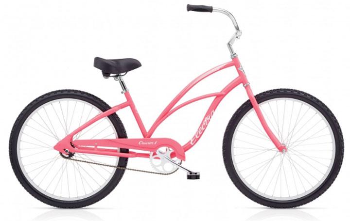 【CRUISER1LADIESELECTRACYCLE@33480】クルーザー1エレクトラバイクレディース【自転車サイクル】【正規代理店商品】