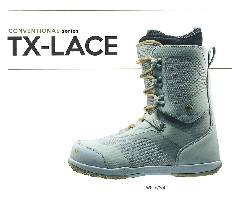 FLUX BOOTS [ TX-LACE @42120 ] フラックス ブーツ 安心の正規品 【送料無料】
