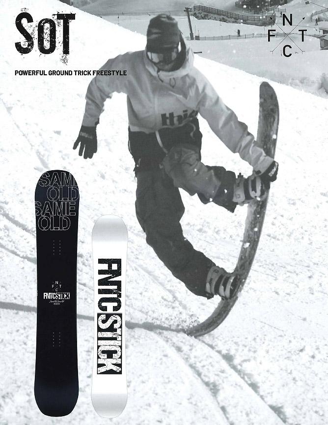 FNTC SNOWBOARDS [ SoT @81000 ] スノーボード 【正規代理店商品】【送料無料】