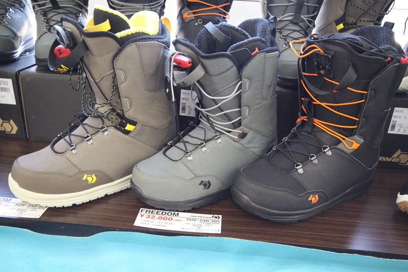 NORTHWAVE SNOWBOARD BOOTS [ FREEDOM ASIAN FIT @34560 ] ノースウェーブ ブーツ 【正規代理店商品】【送