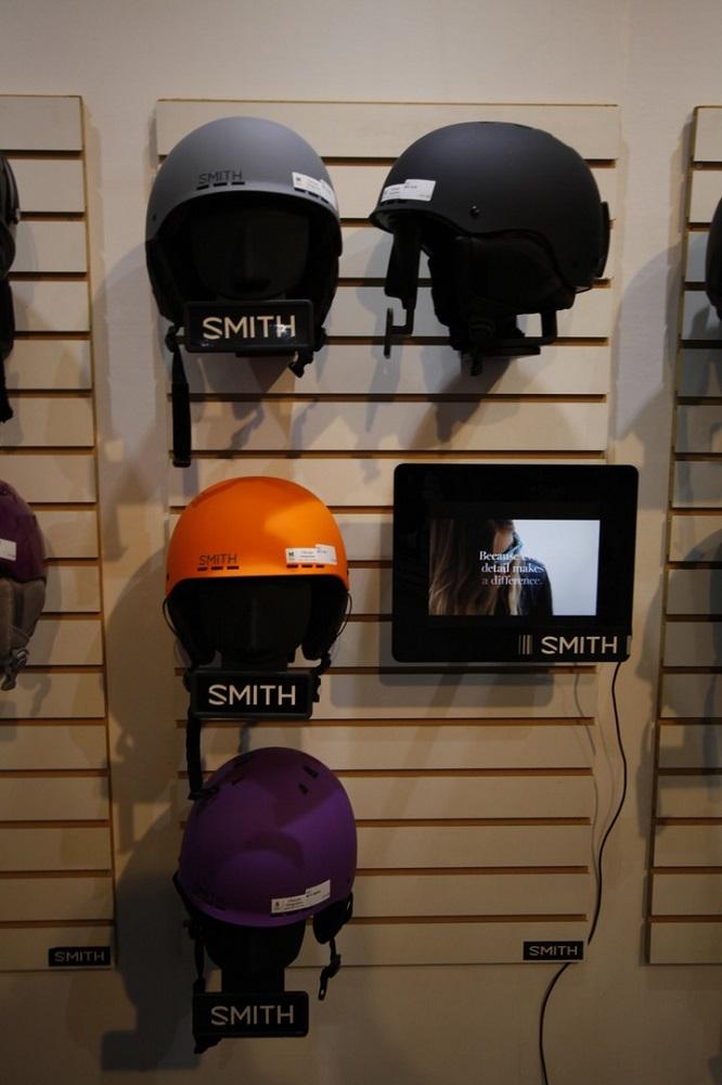 SMITH SNOW HELMET [ HOLT @15660 ] スミス ヘルメット 安心の正規輸入品【送料無料】