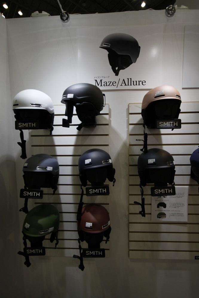 SMITH SNOW HELMET [ MAZE / ALLURE @21060 ] スミス ヘルメット 安心の正規輸入品【送料無料】
