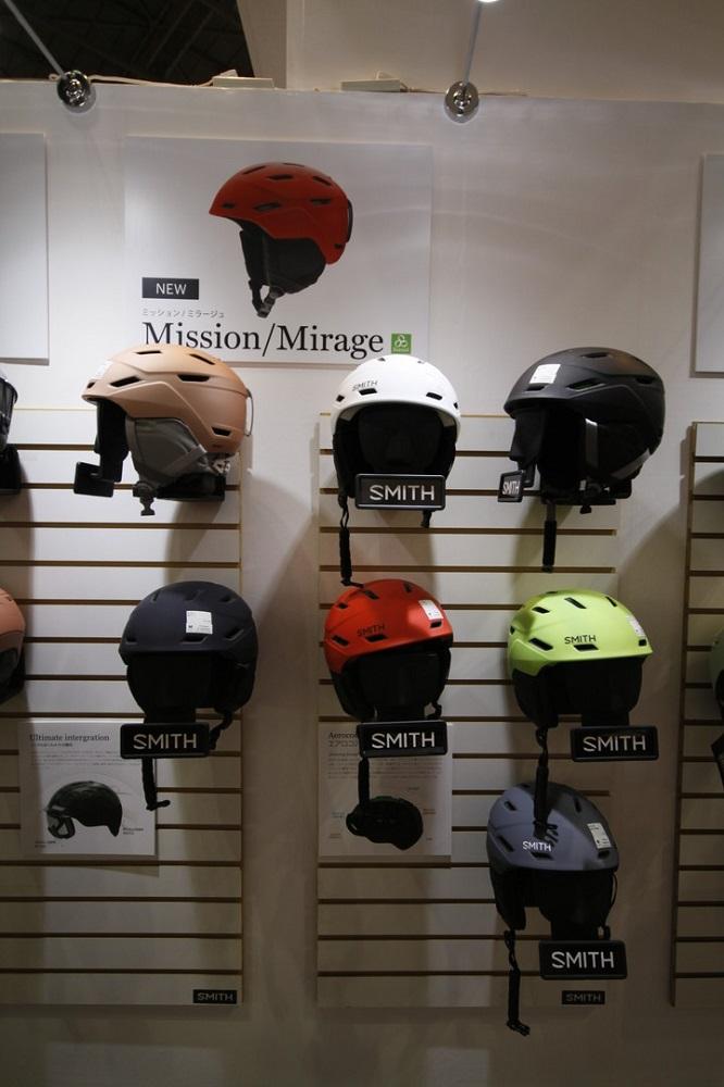 【在庫限最終特価】 SMITH SNOW HELMET [ MISSION / MIRAGE @21060 ] スミス ヘルメット