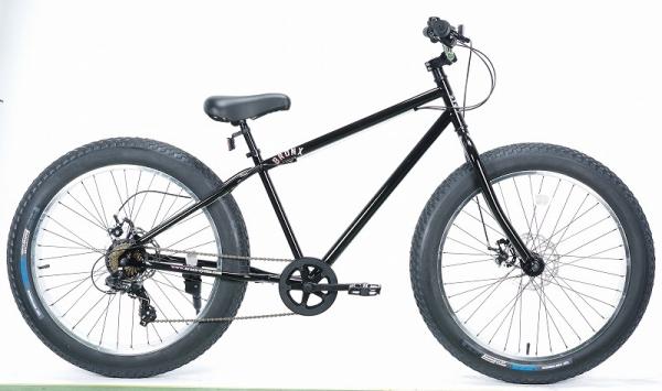 【 26インチ BRONX 4.0 DD FAT BIKE Polishタイプ @58320 】 ブロンクス ファットバイク 自転車 サイクル