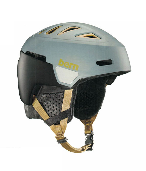 bern ( バーン ) ヘルメット [ HEIST MENS BRIM WINTER HELMET @24840] ウインターライン