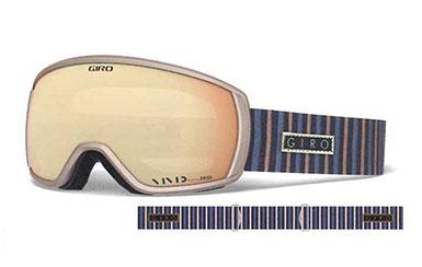 GIRO SNOW GOGGLE [ FACET AsianFit @19440] ジロ ウーメンズゴーグル 安心の正規輸入品 【送料無料】