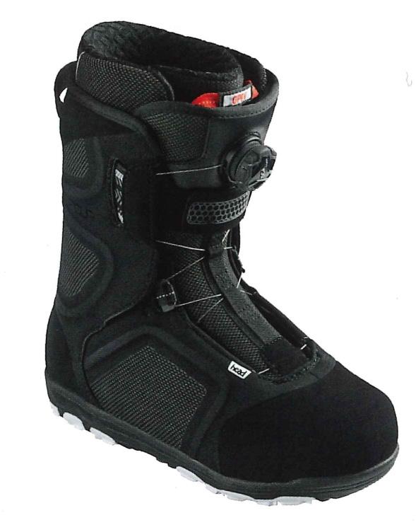 HEAD SNOWBOARD BOOTS [ FOUR BOA @45000 ] ヘッド スノーボード 安心の正規輸入品【送料無料】